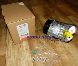 1 x BEHR HELLA 8FK 351 113-951 Klimakompressor FORD C-MAX MAZDA 3 VOLVO V50 C30