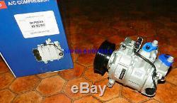 1 x DENSO DCP02065 Klimakompressor AUDI A4 B7 (8E) AUDI A4 Cabrio (8H)