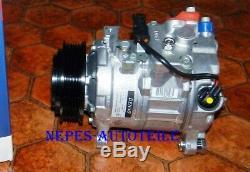 1 x DENSO DCP05097 Klimakompressor BMW 1 (F21) 3 (F31) 4 (F36) X3 (F25) X4 (F26)