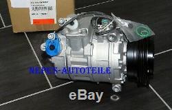 1 x HELLA 8FK 351 126-981 Klimakompressor AUDI A4 A6 A8 SKODA SUPERB VW PASSAT