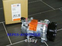 1 x HELLA 8FK 351 127-331 Klimakompressor FORD GALAXY SEAT TOLEDO VW GOLF PASSAT