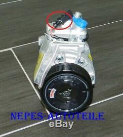 1 x NISSENS 89052 Klimakompressor AUDI A4 AUDI A5 AUDI A6 AUDI A8 AUDI Q5 (8RB)