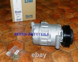 1 x NISSENS 89208 Klimakompressor für SAAB 9-5 (YS3E) SAAB 9-5 Kombi (YS3E)