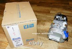 1 x NISSENS 89341 Klimakompressor BMW X5 (E53) 3.0 d BMW X5 (E53) 3.0 i