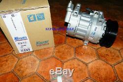 1 x NISSENS 89386 Klimakompressor RENAULT LAGUNA III RENAULT LATITUDE (L70)