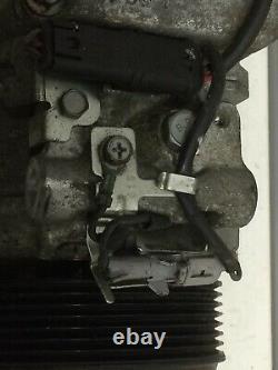 2010 Bmw 5 Series 525d A/c Air Con Conditioning Pump Compressor Ge447260-2982