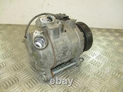 2012 BMW X5 3.0 M50D N57D30C. Air Con/Conditioning Pump/Compressor 9216466 60K