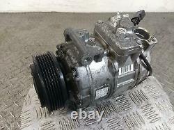 2014 Volkswagen Caravelle T5 Diesel 7e0820803f Air Con Pump 409