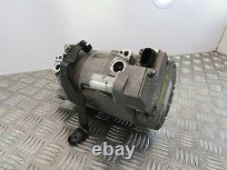 2016 BMW F30 330E Hybrid B48B20A. Air Con/Conditioning Pump/Compressor 9364867