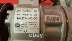 2016 Peugeot 308 1.2 Petrol Air Conditioning Pump Compressor Air Con 9812682180