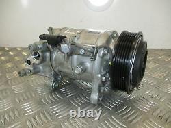 2018 BMW M140I F20 B58B30A. Air Con/Conditioning Pump/Compressor 9299328 25K