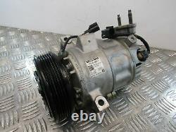 2019 Volvo XC60 2.0 Petrol B4204T26. Air Con/Conditioning Pump/Compressor 314