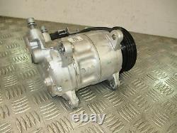 2020 BMW F48 X1 2.0 Diesel B47C20B. Air Con/Conditioning Pump/Compressor 6842