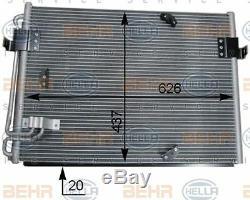 8FC 351 036-151 HELLA Condenser air conditioning