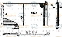 8FC 351 301-354 HELLA Condenser air conditioning
