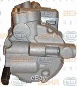 8FK 351 110-921 HELLA Compressor air conditioning