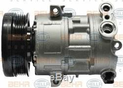 8FK 351 114-781 HELLA Compressor air conditioning