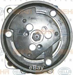 8FK 351 127-021 HELLA Compressor air conditioning