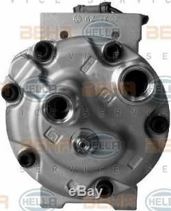 8FK 351 127-671 HELLA Compressor air conditioning
