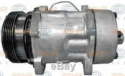 8FK 351 134-871 HELLA Compressor air conditioning