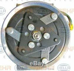 8FK 351 316-381 HELLA Compressor air conditioning
