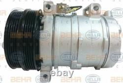 8FK 351 322-931 HELLA Compressor air conditioning