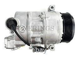 AC Compressor BMW 1 E81 E87 / 3 E90 E91 E92 6935613 6987766 Reman A/C