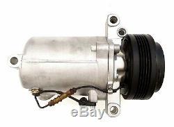 AC Compressor BMW BMW 3 E46 / 5 E39 / Z3 E36 8390646 Genuine Reman A/C