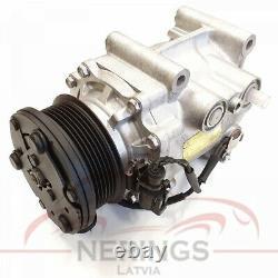 AC Compressor Ford Fiesta Focus Fusion Tourneo Transit YS4H19D629AB Reman A/C