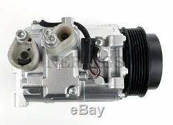 AC Compressor Mercedes A0022305011 Genuine Reman A/C