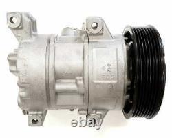AC Compressor Toyota Avensis Corolla 447260-1744 Genuine Reman A/C