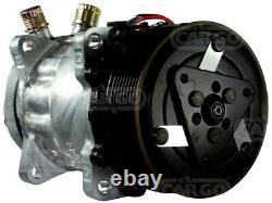 A/C AIR CON CONDITIONING PUMP COMPRESSOR FOR JCB Wheel loader 403 406 2008 L3