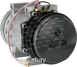 A/C AIR CON CONDITIONING PUMP COMPRESSOR FOR Massey Ferguson AGRICULTURAL SANDEN
