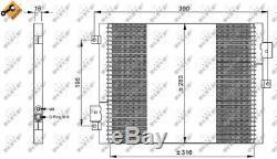 A/C Air Condenser Radiator Porsche911, BOXSTER, CAYMAN 99657311103 99657311102