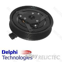 A/C Compressor Magnetic Clutch for Renault NissanMEGANE II 2, I 1, SCENIC II 2