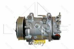 A/C compressor Air Conditioning for Peugeot Citroen Fiat LanciaDS3, PARTNER