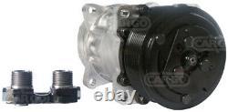 A/c Air Con Conditioning Pump Compressor For Sanden Delphi Nrf Hella 12 Volt