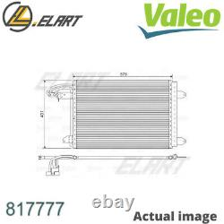 A/c Air Condenser Radiator New Oe Replacement For Seat Vw Skoda Audi Renault