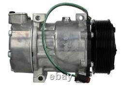 Ac Air Con Compressor Qp7h15-8290 Tcci I