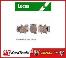Acp322 Lucas Electrical Oe Quality A/c Air Con Compressor