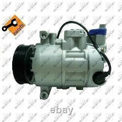 Air Con Compressor 32809 NRF AC Conditioning 7E0820803A 7E0820803E 7E0820803G
