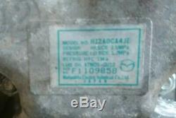 Air Con Compressor Pump To Fit Mazda 3 / Mazda 6 Mk2 Mzr-cd Diesel