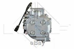 Air Con Compressor fits HONDA CR-V RE5 2.0 06 to 12 AC Conditioning NRF Quality