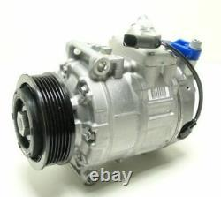 Air Con Compressor fits VOLKSWAGEN TRANSPORTER Mk5 2.0D 09 to 15 AC Conditioning