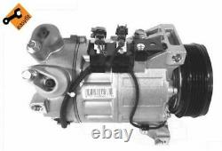 Air Con Compressor fits VOLVO XC60 156 2.4D 08 to 17 AC Conditioning NRF Quality