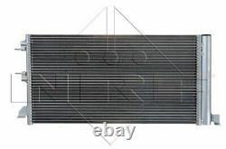 Air Con Condenser fits FIAT PANDA 169 1.4 2006 on 169A3.000 AC Conditioning NRF