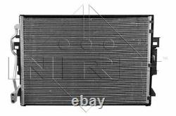 Air Con Condenser fits MERCEDES S320 W221 3.0D 05 to 13 AC Conditioning NRF New