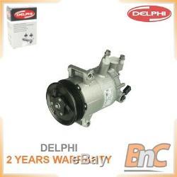 Air Conditioning Compressor Skoda Vw Audi Seat Delphi Oem 1ko82o8o8c Tsp0155997