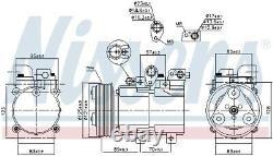 Air Conditioning Compressor Unit Module For Hyundai H 1 Starex D4bf D4cb D4bh