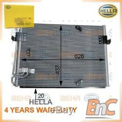 Air Conditioning Condenser Bmw 8 E31 Hella Oem 64531392987 8fc351036151 Genuine